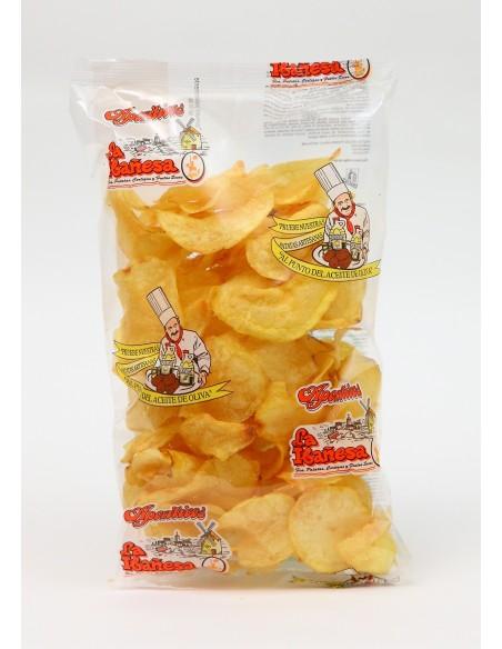 "Papas Fritas ""Sin Sal"" Bolsa 170 gr"
