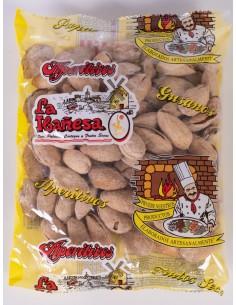 Bolsa Almendra Cáscara Tostada 150 gr