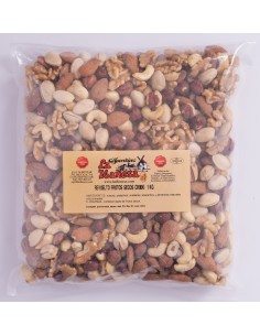 Bolsa Mix Frutos Secos Crudos 1 kg